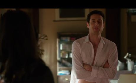 Royal Pains Clip: Is Divya About to See Too Much Evan?