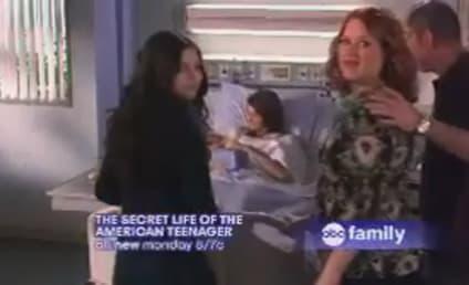 Next Week on Secret Life ...