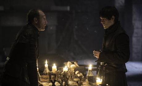 The Boltons Discuss the Future - Game of Thrones Season 5 Episode 5