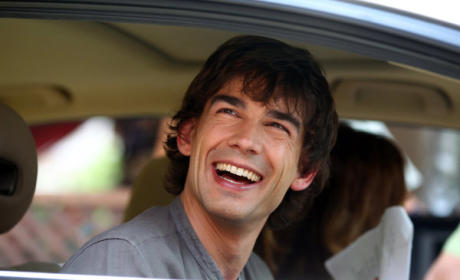 Covert Affairs Exclusive: Christopher Gorham on Location, Auggie's New Love Interest