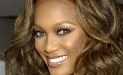 Tyra Banks Loves Her Some Clay Aiken