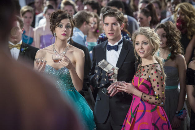 Carrie Diaries Prom