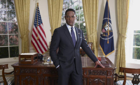 Blair Underwood Promo Pic
