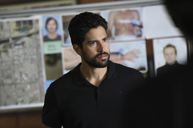 Luke Alvez - Criminal Minds Season 12 Episode 1