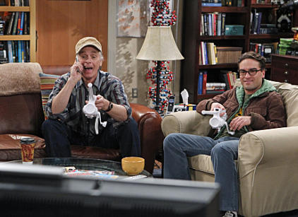 Watch The Big Bang Theory Season 4 Episode 9 Online