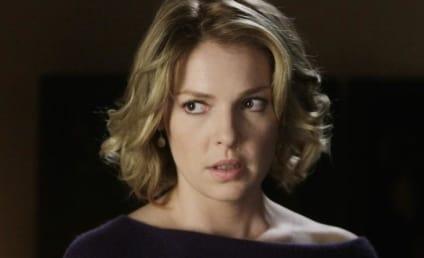 Katherine Heigl Exit, Grey's Anatomy Feud Confirmed