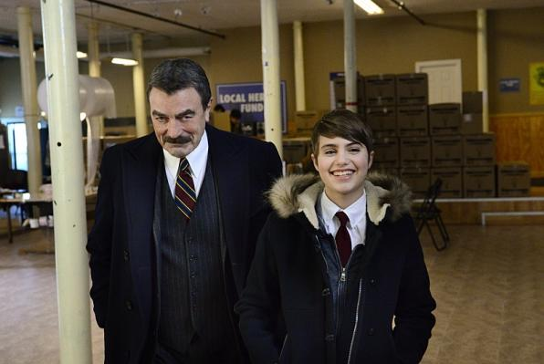 15 tv grandparents we wish had been ours tv fanatic for What happened to danny s wife on blue bloods