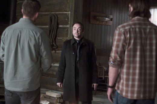 Appearance by Crowley