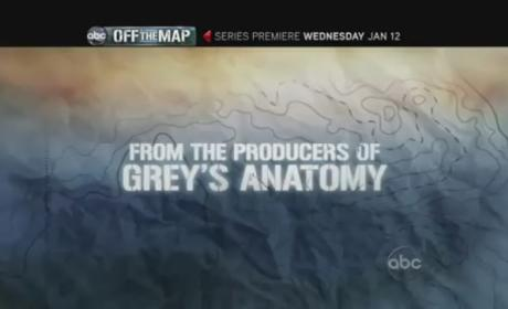 Off the Map: The First ABC Promo!
