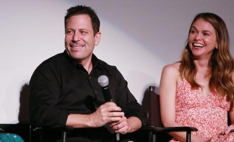 Younger Interview: Darren Star and Debi Mazar on Letting Go of the Secret & More