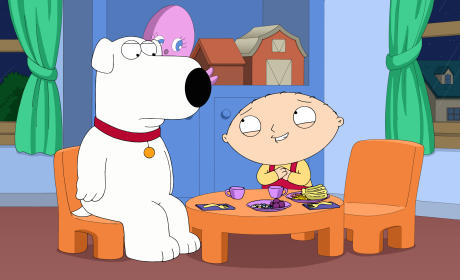 Family Guy Season 13 Episode 12 Review: Stewie Is Enceinte