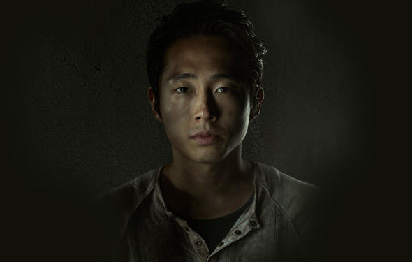 Steven Yeun Promotional Photo
