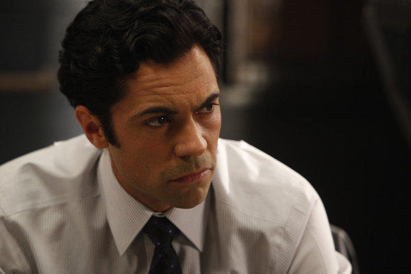 Detective Amaro