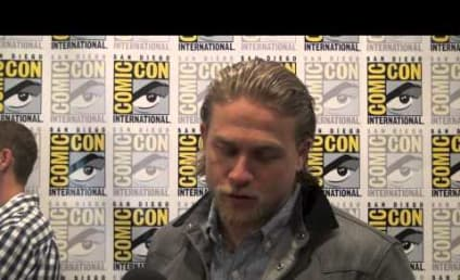 "Charlie Hunnam Teases Sons of Anarchy Season 6, A Dangerous ""Third Act"""