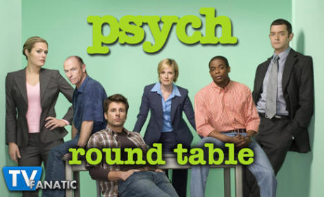 Psych Round Table: Group Therapy