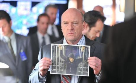 Dean Norris on Body of Proof