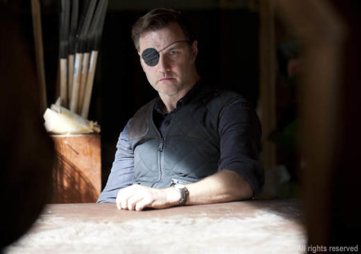 Stare from The Governor