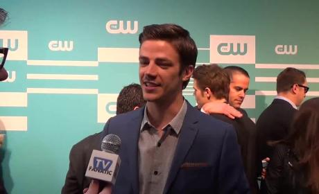 """The Flash Cast Previews """"Heartbreaking, Catastrophic"""" First Season Finale"""