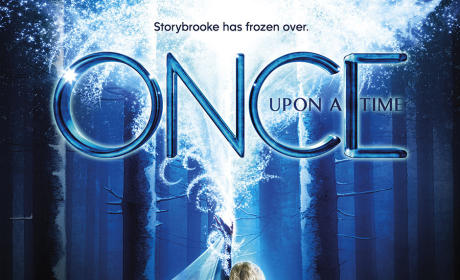 Once Upon a Time Season 4 Poster: A Frozen Forecast