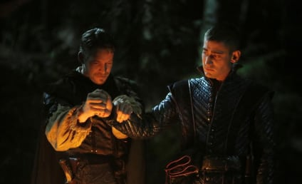 Once Upon a Time in Wonderland Review: How to Use a Wish