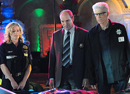 Watch CSI Season 12 Episode 18 Online