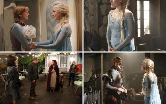 Frozen sisters once upon a time s4e1