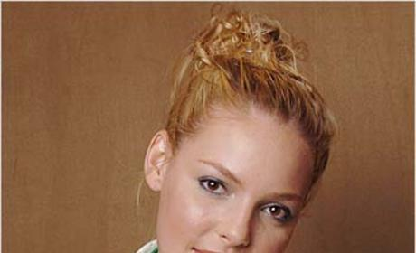 Busy Heigl Happy With Life, For Co-Stars