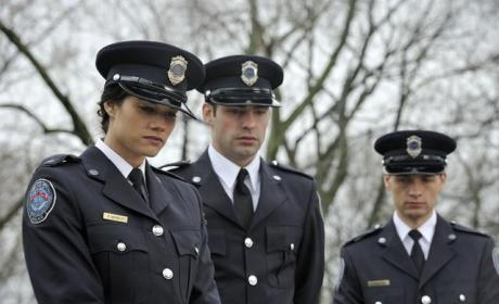 Rookie Blue Review: Not Just Any Other Day