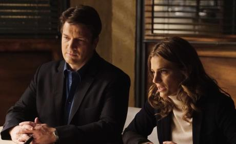 Castle Photo Gallery: We'll Meet Again...