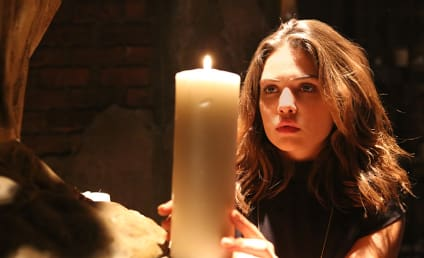 The Originals Q&A: Danielle Campbell on Davina's Quest For Control, Binge Watching and More!