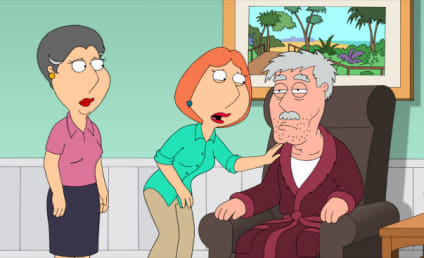 Family Guy Review: Slightly Open Robery