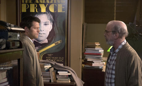 Castiel - Supernatural Season 10 Episode 17
