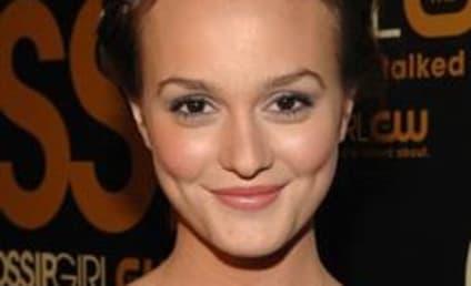 Leighton Meester on Gossip Girl, Blair