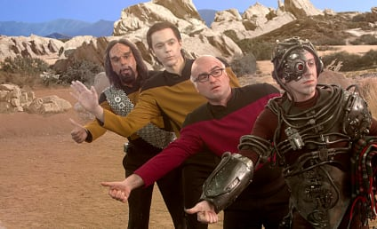 The Big Bang Theory Review: By Thor's Hammer!