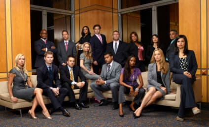 The Apprentice Cast: Revealed, Not Famous