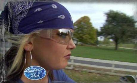 Overmyer and Out: Amanda Eliminated from American Idol