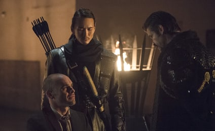 Arrow Season 3 Episode 17 Review: Suicidal Tendencies