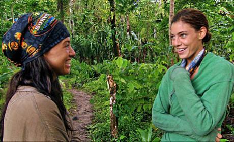 Parvati Confronts Amanda