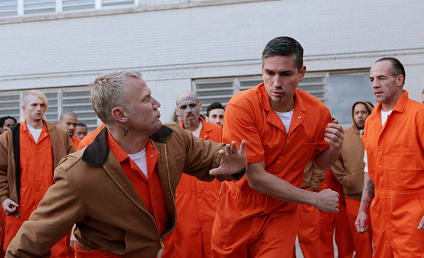 Person of Interest Review: Prison Break