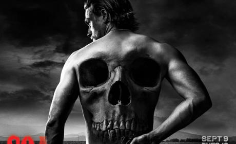 Sons of Anarchy Season 7 Poster: Jax the Reaper?