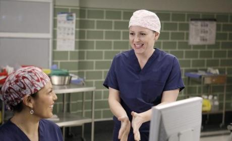 Grey's Anatomy Caption Contest 321