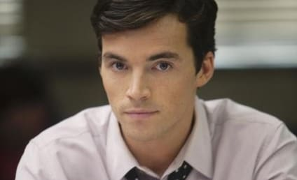 Pretty Little Liars Exclusive: Ian Harding on the Future of Azra