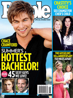 World's Hottest Bachelor!