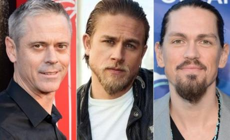 Sons of Anarchy Adds C. Thomas Howell and Steve Howey