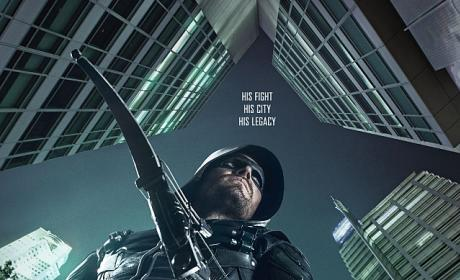 New Posters for Arrow and The Flash Reveal Personal Journeys