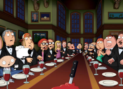 Watch Family Guy Season 9 Episode 1 Online
