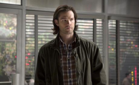Sam Walks into an Interrogation Meeting