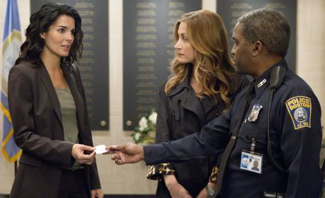Rizzoli and Isles Season 2 Premiere Pic