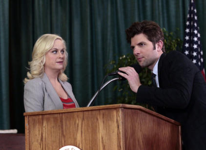 Watch Parks and Recreation Season 4 Episode 17 Online