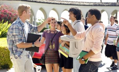 "90210 Season Premiere Review: ""Senior Year, Baby"""